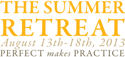 Learn more about The Summer Retreat.