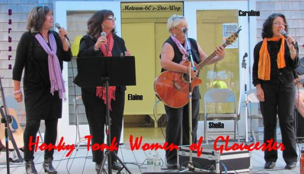 Learn more about the Honky Tonk Women.