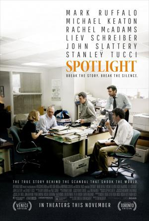 SPOTLIGHT - Returns Fri. Feb. 26