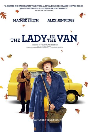 THE LADY IN THE VAN - Opens Fri. Feb. 19