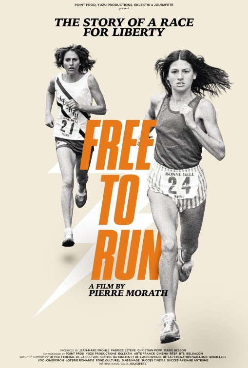 "CAPE ANN FILM FESTIVAL - ""Free To Run"" - with special guest Bobbi Gibb (Sun. Aug. 28)"